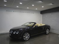 "Used Bentley Continental GTC ""Mulliner Driving Pack"""