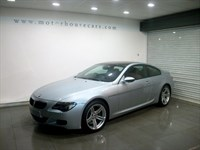 "Used BMW M6 ""Rare Model"" 6 BMW Stamps"