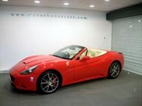 """Used Ferrari California """"Low Mileage"""""""