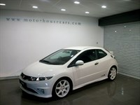Used Honda Civic VTEC Championship White Type R