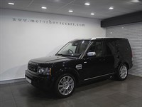 Used Land Rover Discovery SD V6 HSE LUX  Rear DVD, 7 Seats