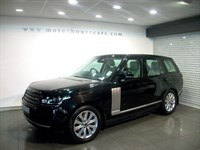 "Used Land Rover Range Rover Vogue ""Electric Side Steps"" Pan Roof"