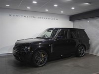 Used Land Rover Range Rover TD V8 Vogue SE Full GT Overfinch Body Styling