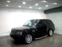 Used Land Rover Range Rover Sport TDV6 HSE