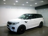 Used Land Rover Range Rover Sport SDV6 HSE Dynamic