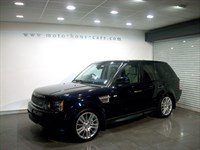 """Used Land Rover Range Rover Sport TD HSE """"Sunroof"""" Low Mileage"""