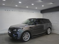 "Used Land Rover Range Rover Sport sdv8 Autobiography Dynamic Panroof, 22""Alloys"
