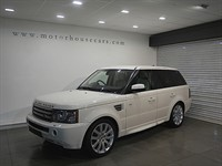 """Used Land Rover Range Rover Sport TD V8 HSE """"Rare Colour Combination"""""""