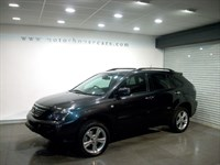 Used Lexus RX 400h Executive Limited Edition