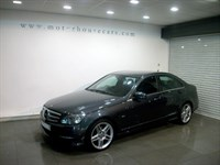 Used Mercedes C220 Sport TD BlueEFFICIENCY