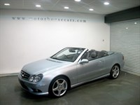 "Used Mercedes CLK280 Sport 7G-Tronic ""High Spec"""