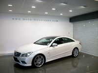 Used Mercedes E250 CDI BlueEFF Sport Edition 125