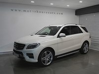 "Used Mercedes ML350 AMG Sport 7G-Tronic ""High Spec"""