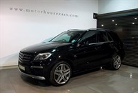 """Used Mercedes ML63 AMG """"1 Owner From New"""" PanRoof"""