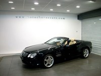 "Used Mercedes S55 AMG ""High Spec"""