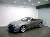 "Used Mercedes SL500  7G-Tronic ""Huge Spec"""