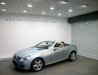 Used Mercedes SLK350 1 Lady Owner From New