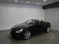 "Used Mercedes SLK350 7G-Tronic ""High Spec"""