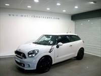 Used MINI Paceman Cooper S D ALL4