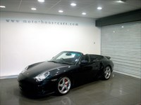 Used Porsche 911 Turbo (996)