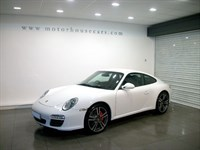 "Used Porsche 911 C4S ""Low Mileage"" PDK"