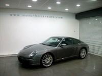 Used Porsche 911 4 S Tiptronic S £23,000 worth of extras.