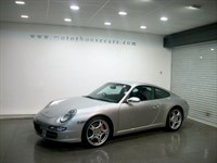 "Used Porsche 911 S ""Low Mileage"" (997)"