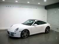 "Used Porsche 911 Targa 4 S (997) ""Low Mileage"" High Spec"