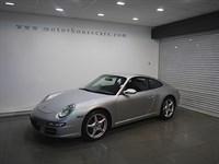 Used Porsche 911 Carrera (997)