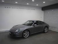 "Used Porsche 911 997 Carrera ""High Spec"" Low Mileage"