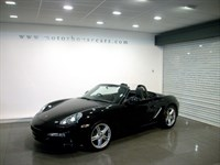 Used Porsche Boxster PDK (Low Mileage)
