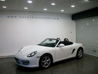 "Used Porsche Boxster ""LOW MILEAGE"" GEN 2"