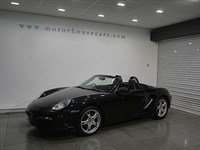 """Used Porsche Boxster 987 Sport Edition """"Low Milage"""""""