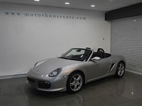 Used Porsche Boxster Sport Edition, Low Mileage,