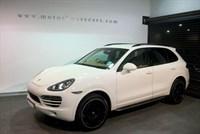 Used Porsche Cayenne Tiptronic S 4WD