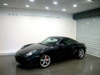 Used Porsche Cayman S