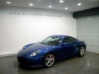 "Used Porsche Cayman S ""High Spec"""