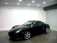 "Used Porsche Cayman ""Low Mileage"""