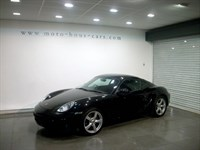 "Used Porsche Cayman ""Low Mileage"" One Owner From New"
