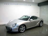 "Used Porsche Cayman ""Low Mileage"""