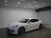 "Used Porsche Panamera ""Platinum Edition"""