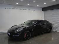 "Used Porsche Panamera ""High Spec"" 5K Porsche Sports Exhaust"