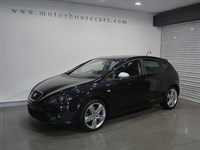 Used SEAT Leon FR PLUS 211PS, 1 Owner