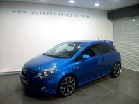 Used Vauxhall Corsa Turbo 16v VXR