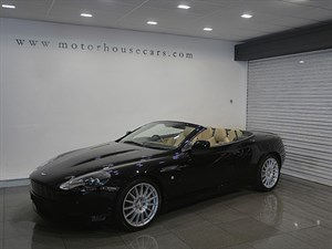 "used Aston Martin DB9 Volante Seq ""Low Mileage"" in west-yorkshire"