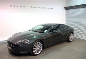 used Aston Martin Rapide V12 in west-yorkshire