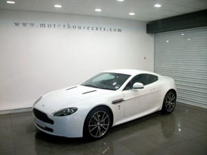 "used Aston Martin V8 Vantage ""N400 Body Styling"" in west-yorkshire"