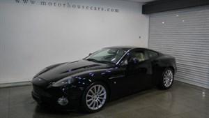"used Aston Martin Vanquish ""Very Rare"" in west-yorkshire"