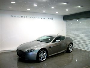 "used Aston Martin Vantage V8 ""Low Mileage"" in west-yorkshire"