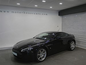 "used Aston Martin Vantage V8 ""N400 Power Upgrade By Aston"" in west-yorkshire"
